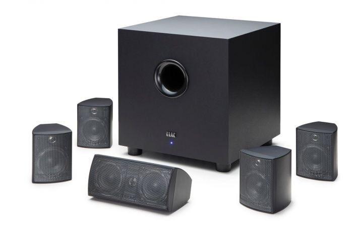 Elac cinema 5 5.1 Surround sound speaker package