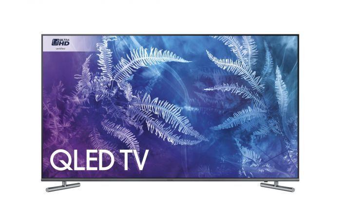 SAMSUNG QE55Q6F 55 inch 4K Ultra HD Premium HDR 1000 Smart QLED TV TVPlus