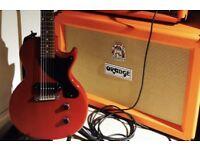 Orange PPC 212 speaker cab