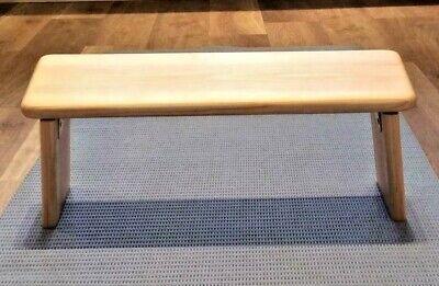 FOLDING YOGA MEDITATION / MINDFULNESS / PRAYER STOOL / BENCH + FREE GIFT