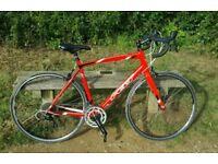 Felt z95 Alu/Carbon road bike