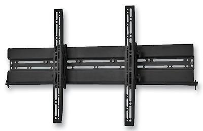 Black Flat Panel Audio (MOUNT FLAT PANEL UNIVERSAL BLACK - Stand & Supports - Audio)