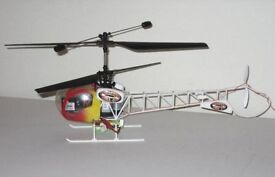 Remote controlled Twister Bell 47
