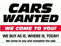SCRAP CARS VANS 4X4 WANTED BEST PRICES PAID WEST YORKSHIRE