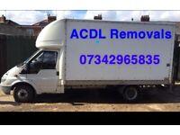 Man with van/Removals