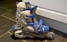Children's Adjustable Rollerblades