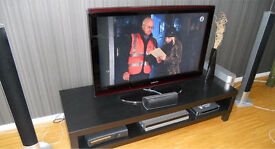 """Samsung 40"""" FULL HD LCD TV . Freeview hdmi good condition"""