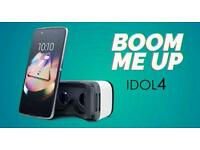 Idol 4 with vr headset unlocked jbl speakers