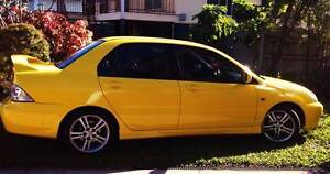 2004 Mitsubishi Lancer Sedan Heatley Townsville City Preview