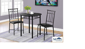 Brand NEW 3-Piece Dinette Set! Call 780-437-0808!