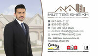 3-4 bedroom detached house in Vaughan