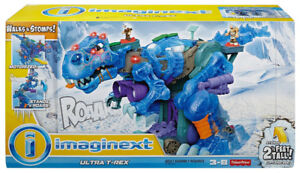New in Box-Fisher-Price Imaginext Ultra T-Rex Toy $60