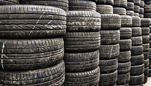 SALE ON USED TIRES Free installation