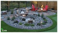 CONCRETE LANDSCAPE CURBING - RENOVATIONS **FREE ESTIMATES**