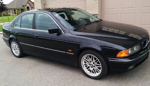 1997 BMW  528I WILL TRADE UP FOR JCW MINI,,,