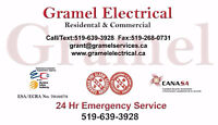 Gramel Electrical----Serving your electrical needs