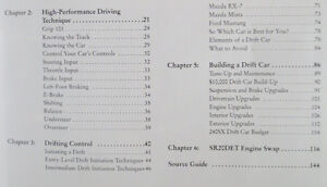 NEW   HOW TO DRIFT  BOOK Cambridge Kitchener Area image 10