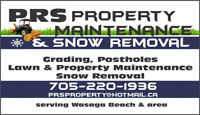 Snow Removal Wasaga Beach