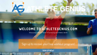 Looking for Athletes for Athlete Genius Ad Promo