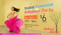 Spring Student Showcase / Bellydance Party