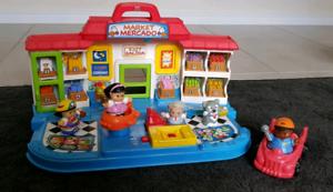 Fisher Price Little People Shop 'N Learn Market