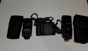 Canon  EOS 70D $900