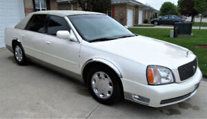 2000 DHS Millenium Edition Cadillac (Immaculate)