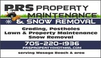 Residential Snow Removal for Wasaga Beach