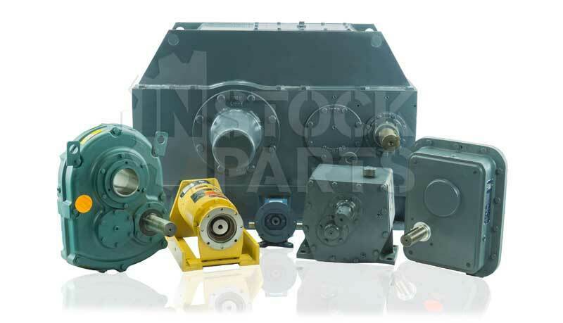 EATON MU80A108-W3 NSNB - 80:1 RATIO GEAR REDUCER
