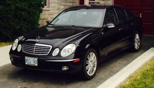 2003 Mercedes E320 Amazing condition Safety and Etest