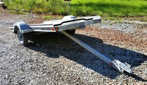Wanted: Single Tilt Snowmobile Trailer