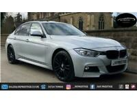 2015 BMW 3 Series 335d xDrive M Sport 4dr Step Auto [Prof Media] Saloon Diesel A