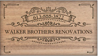 Walker Brothers Renovations