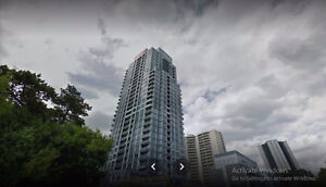1 bedroom condo apartment in North York - Available Immediately