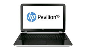 HP Pavilion 15 Notebook 8GB 1TB works perfectly in good conditio