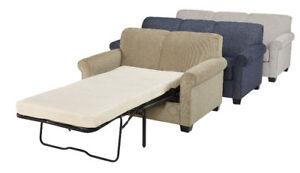 ORBIT SOFA BED - NO TAX - FREE DELIVERY ... ONLY