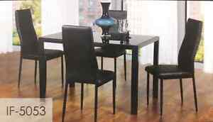 New Arrivals! Beautiful 5pc. Dining set Sale $329