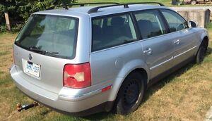 2004 Volkswagon Passat station wagon