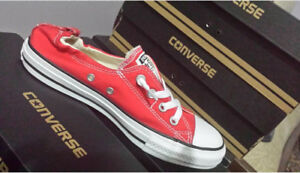 Brand new in box converse sneakers size women's 7.5