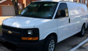 Chevy express 2008 , 4.3. Engine 1500.