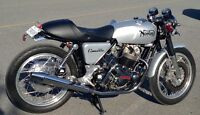 Norton Commando 1971  Matchless # Café Racer