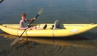 Inflatable Kayak made by AIRE