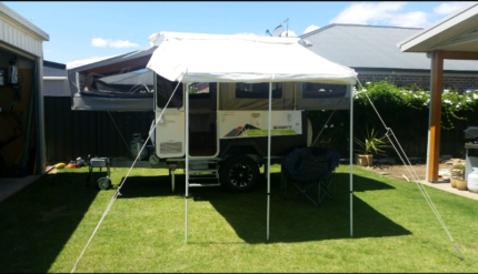 2013 Jayco swift outback Mulwala Corowa Area Preview