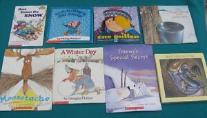 Winter Theme Books for the Primary/Junior Reader