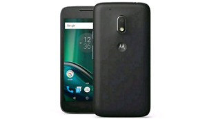 Moto G4 Play 16GB Factory Unlocked Smartphone works perfectly w