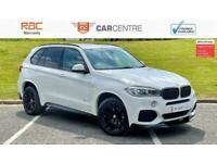 2015 BMW X5 xDrive30d M Sport 5dr Auto ESTATE Diesel Automatic