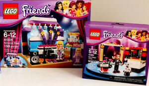 **BRAND NEW SEALED LOT OF 2 LEGO FRIENDS SETS**