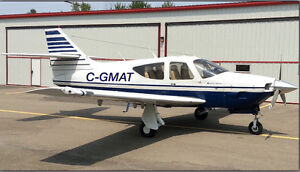 1/4 Share for sale on Rockwell Commander 112A aircraft
