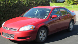 2008 Chevrolet Impala LS Berline