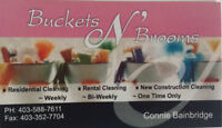 Buckets N' Brooms Cleaning Service